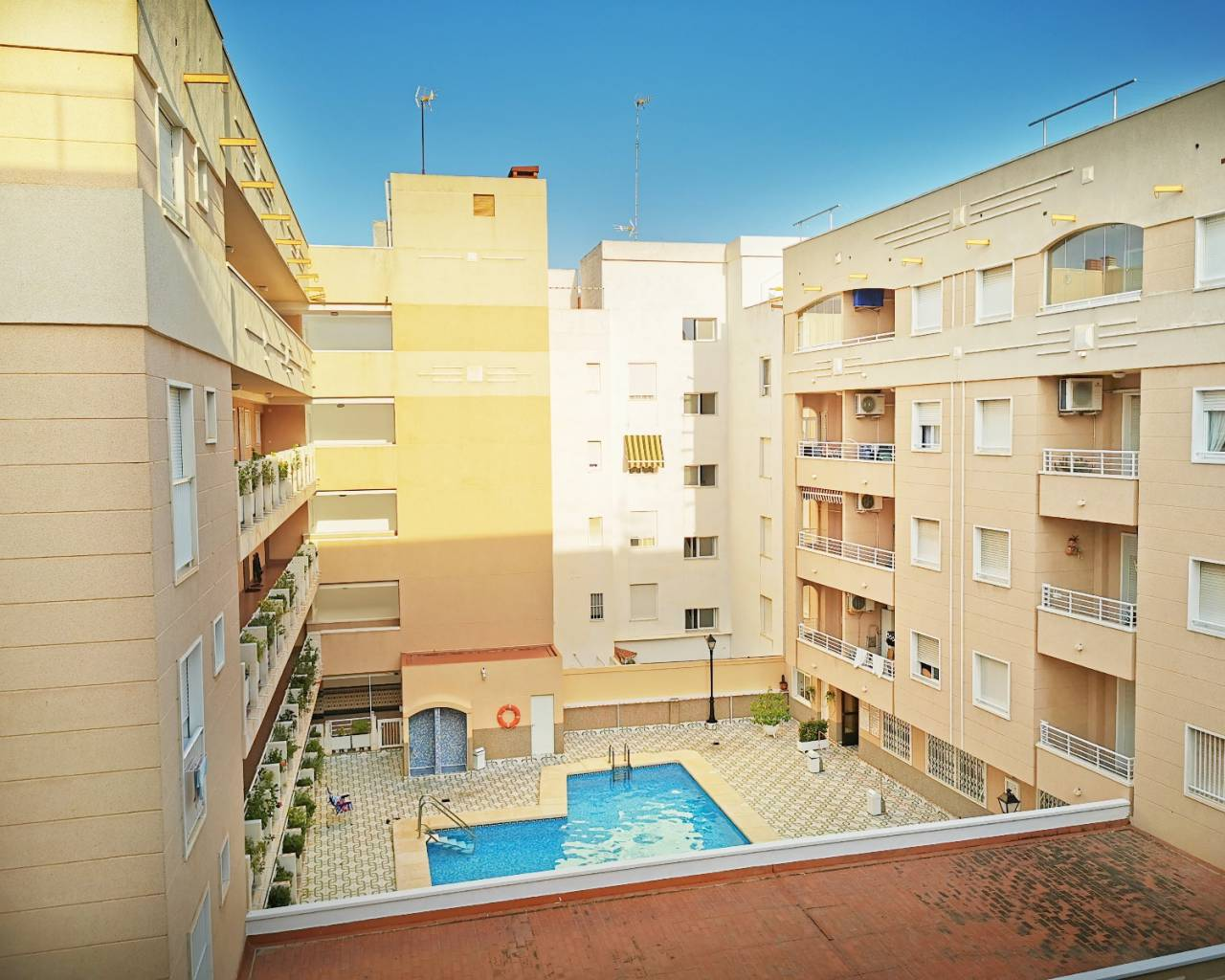 Apartment - Resale - Guardamar Del Segura - Mercadona Area