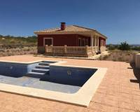 Wederverkoop - Finca / Country Property - Pinoso