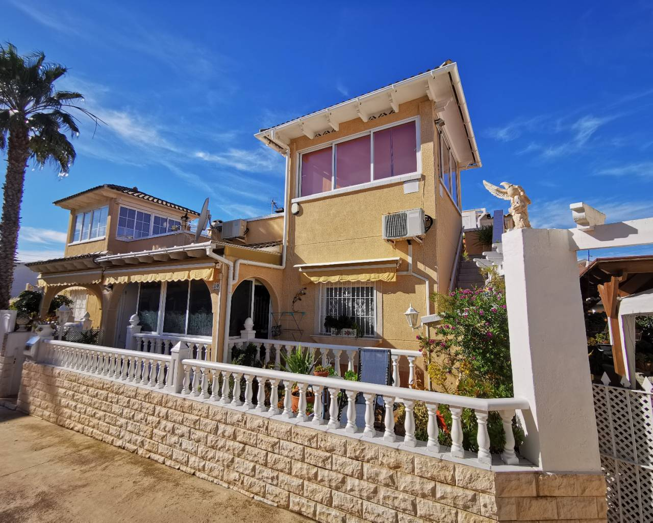 street view of property for sale portico med guardamar